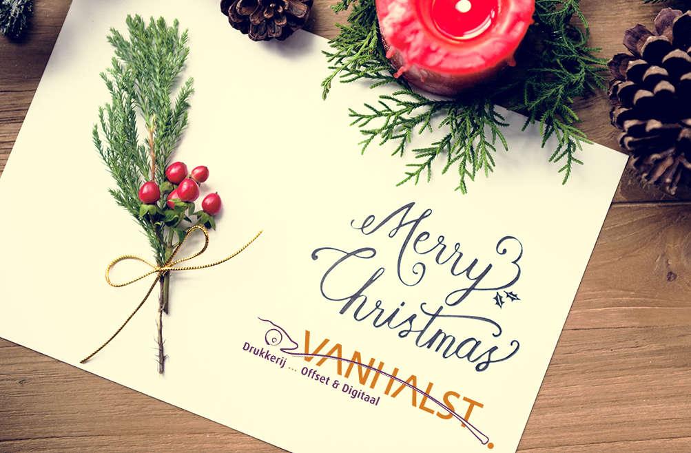 Aangepaste openingsuren Kerst en Nieuwjaar
