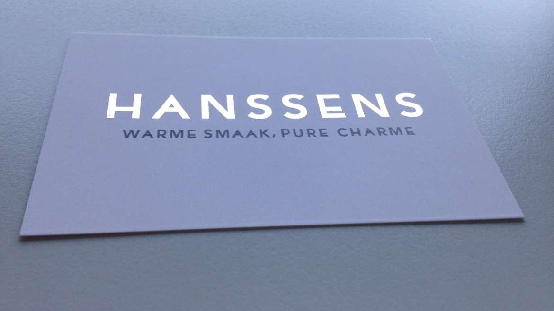 Kaart Hanssens
