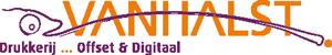 Drukkerij Vanhalst Logo